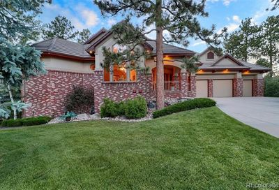 1325 Forest Trails Drive Castle Pines CO 80108
