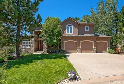 1061 Timbercrest Drive Castle Pines CO 80108