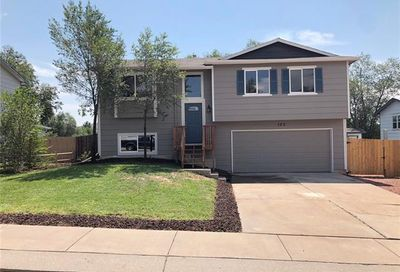 103 Comanche Court Fountain CO 80817