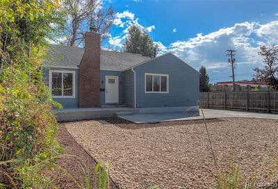 3850 Harlan Street Wheat Ridge CO 80033