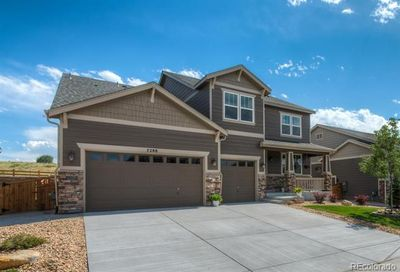 7288 Oasis Drive Castle Rock CO 80108