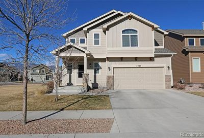 2425 Sierra Springs Drive Colorado Springs CO 80916