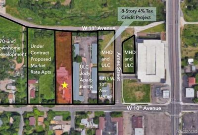 5401 West 10th Avenue Lakewood CO 80214