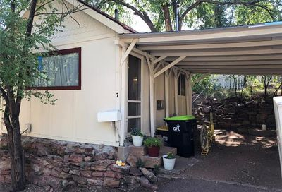 7 Ute Trail Manitou Springs CO 80829