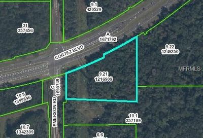 View Map Cortez & Emerson #49 Bypass null null 34601