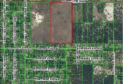 County Line Road Spring Hill FL 34610