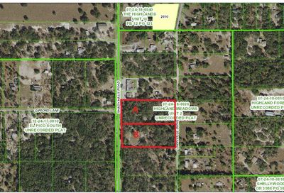 Shady Hill Road Spring Hill FL 34610
