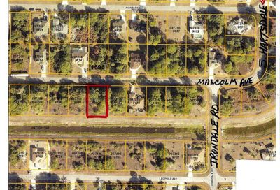 Malcolm Avenue North Port FL 34287