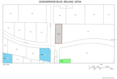 Ridge Road Deland FL 32724