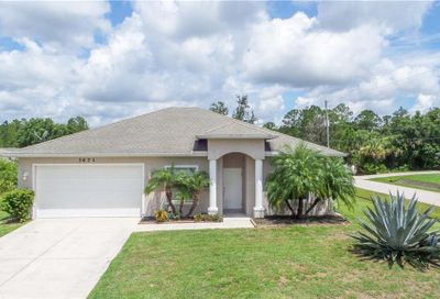 3671 Waterloo Terrace North Port FL 34286