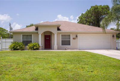 2125 Pecan Street North Port FL 34287