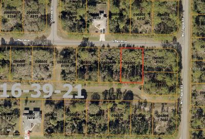 Giffen Avenue North Port FL 34291
