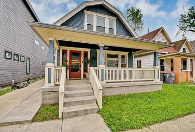 1249 Ringgold Avenue Indianapolis IN 46203