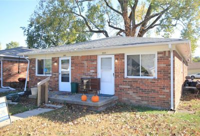 705 Perry Street Indianapolis IN 46227