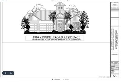 1810 Kingfish Rd Naples FL 34102