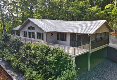 2875 Hickory Cove Lane Hiawassee GA 30546