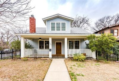 1328 Washington Avenue Fort Worth TX 76104