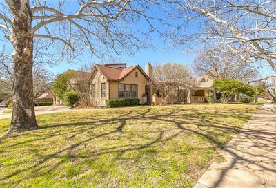 1908 Forest Park Boulevard Fort Worth TX 76110