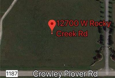 12700 W Rocky Creek Road Crowley TX 76036