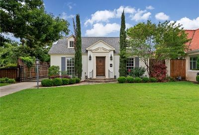 3645 Bellaire Drive S Fort Worth TX 76109