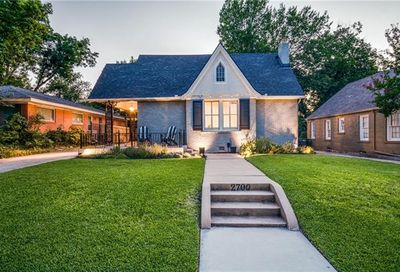 2700 Willing Avenue Fort Worth TX 76110