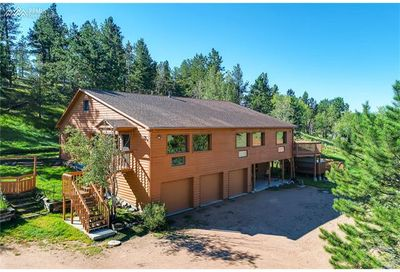 1306 Upper Twin Rocks Road Florissant CO 80816