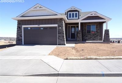 881 Uintah Bluffs Place Colorado Springs CO 80903
