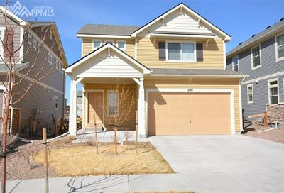 8161 Plumwood Circle Colorado Springs CO 80927