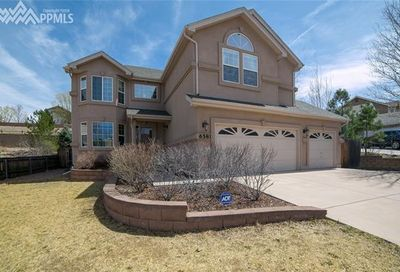 6581 Oasis Butte Drive Colorado Springs CO 80923
