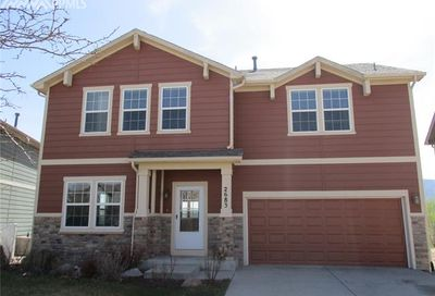 2683 Winterbourne Street Colorado Springs CO 80910