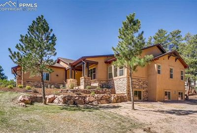 1111 Tenderfoot Drive Larkspur CO 80118