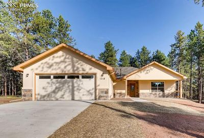 1318 Firestone Drive Woodland Park CO 80863