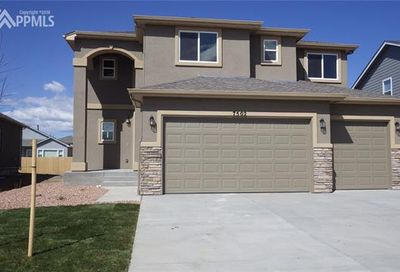 7502 Peachleaf Drive Colorado Springs CO 80925
