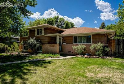 1022 Adams Drive Colorado Springs CO 80904