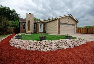 3360 Peartree Court Colorado Springs CO 80907