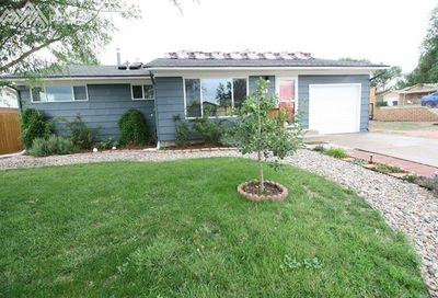 816 Maple Drive Colorado Springs CO 80911