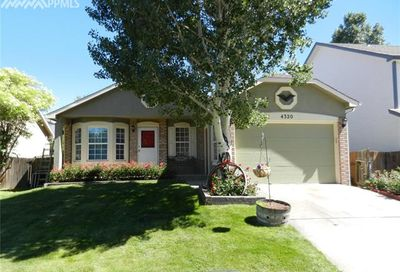 4320 Archwood Drive Colorado Springs CO 80920
