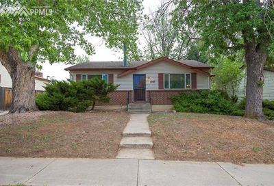 1307 Delaware Drive Colorado Springs CO 80909
