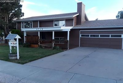 4715 Shadowglen Drive Colorado Springs CO 80918