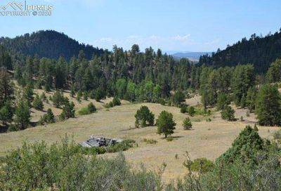 Tbd Secluded Canyon Heights Florissant CO 80816
