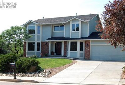 55 Mobray Court Colorado Springs CO 80906