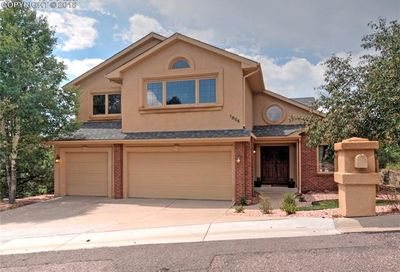 1854 Oak Hills Drive Colorado Springs CO 80919
