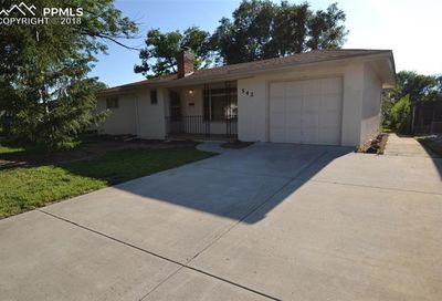 542 Marquette Drive Colorado Springs CO 80911