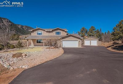 9625 W Highway 24 Loop Green Mountain Falls CO 80809