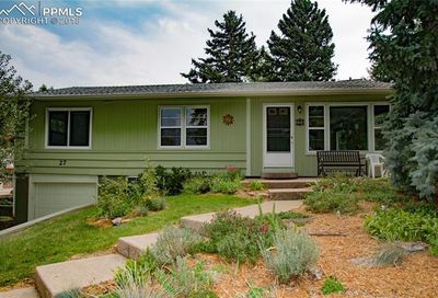 27 El Sereno Drive Colorado Springs CO 80906