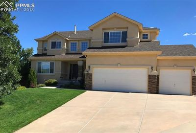 443 Coyote Willow Drive Colorado Springs CO 80921