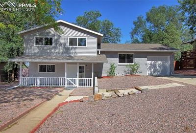 1624 Shenandoah Drive Colorado Springs CO 80910