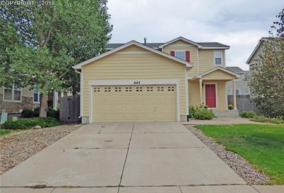 8163 Postrock Drive Colorado Springs CO 80951
