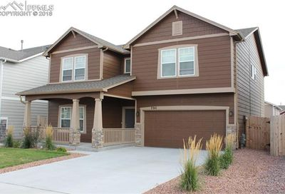 7241 Thorn Brush Way Colorado Springs CO 80923
