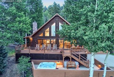 1174 Sewell Road Westcliffe CO 81252